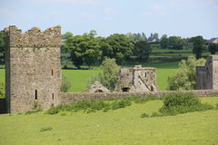 Kells Abbey Priory Kells Kilkenny Ireland. On a sunny day Stock Photography