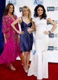 Kelly Bensimon, Ramona Singer and Bethenny Frankel Stock Photo