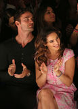Kelly Brook,Thom Evans Stock Images