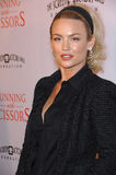 Kelly Carlson Royalty Free Stock Photos