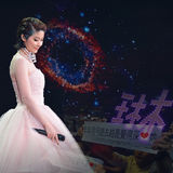 Kelly Chen Concert 2015 Royalty Free Stock Photo