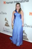 Kelly Clarkson Imagen de archivo libre de regalías