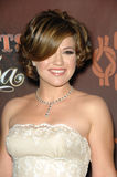 Kelly Clarkson Photographie stock