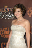 Kelly Clarkson Royalty Free Stock Photography