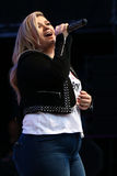 Kelly Clarkson royaltyfria bilder