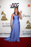 Kelly Clarkson. Arriving at the Pre-Grammy Party honoring Clive Davis at the Beverly Hilton Hotel in Beverly Hills, CA on .February 7, 2009.2009 Kathy Hutchins Stock Photo