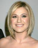 Kelly Clarkson royaltyfria foton