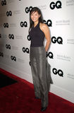 "Kelly Hu. 16FEB2000: ""Marshall Law"" star KELLY HU at party in Los Angeles to unveil GQ Magazine's ""Leading Men of Hollywood"" March issue. The party was in aid of Royalty Free Stock Photos"