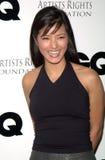 Kelly Hu konstnären Royaltyfria Bilder