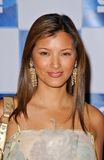 Kelly Hu. At the 3rd Annual GM All-Car Showdown. Paramount Pictures, Hollywood, CA. 07-11-06 Royalty Free Stock Images