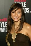 Kelly Hu. At the 1st Annual Stuff Style Awards. The Hollywood Roosevelt Hotel, Hollywood, CA. 09-07-05 Stock Image