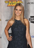 Kelly Kruger. At the 2011 Spike TV Scream Awards at Universal Studios, Hollywood. October 15, 2011 Los Angeles, CA Picture: Paul Smith / Featureflash Royalty Free Stock Photos
