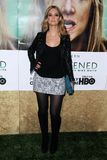 Kelly Kruger. At the HBO Premiere of Enlightened, Paramount Theater, Hollywood, CA. 10-06-11 Royalty Free Stock Image