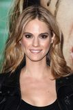 Kelly Kruger. At the HBO Premiere of Enlightened, Paramount Theater, Hollywood, CA. 10-06-11 Royalty Free Stock Photography
