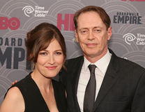Kelly Macdonald and Steve Buscemi Stock Photos