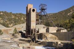 The Kelly Mine Stock Photo