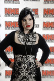Kelly Osborne on the red carpet. Royalty Free Stock Photo