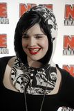 Kelly Osborne on the red carpet. Royalty Free Stock Photography