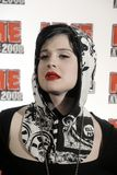 Kelly Osborne on the red carpet. Stock Images