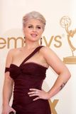 Kelly Osbourne. LOS ANGELES - SEP 18:  Kelly Osbourne arriving at the 63rd Primetime Emmy Awards at Nokia Theater on September 18, 2011 in Los Angeles, CA Stock Image