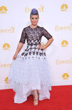 Kelly Osbourne. LOS ANGELES, CA - AUGUST 25, 2014: Kelly Osbourne at the 66th Primetime Emmy Awards at the Nokia Theatre L.A. Live downtown Los Angeles Stock Photography