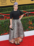 Kelly Osbourne. LOS ANGELES, CA - JANUARY 25, 2015: Kelly Osbourne at the 2015 Screen Actors Guild  Awards at the Shrine Auditorium Stock Photos