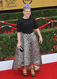Kelly Osbourne. LOS ANGELES, CA - JANUARY 25, 2015: Kelly Osbourne at the 2015 Screen Actors Guild  Awards at the Shrine Auditorium Royalty Free Stock Image