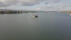 Kelly Point Park Portland Oregon clips vidéos