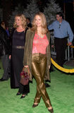 Kelly Preston. Actress KELLY PRESTON at the world premiere, at Universal City, of Dr. Seuss' How The Grinch Stole Christmas. 08NOV2000.   Paul Smith / Royalty Free Stock Photo