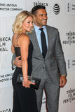 Kelly Ripa and actor Mark Consuelo Stock Photography