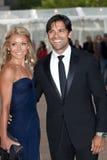 Kelly Ripa and Mark Consuelos Royalty Free Stock Photo