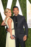 Kelly Ripa, Mark Consuelos, Vanity Fair Stock Photo