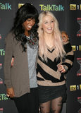 Kelly Rowland, Amelia Lily Royalty Free Stock Photos