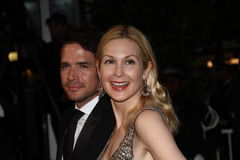 Kelly Rutherford and Matthew Settle Royalty Free Stock Photo