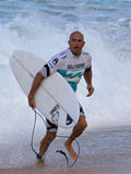 Kelly Slater Fotografie Stock