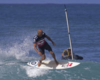 Kelly Slater Fotos de Stock