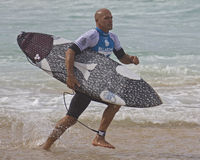 Kelly Slater Royalty-vrije Stock Foto's