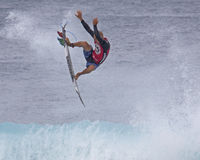 Kelly Slater 360 Stock Foto