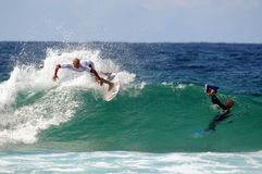 Kelly Slater Bondi Boost Surfsho Royalty Free Stock Photos