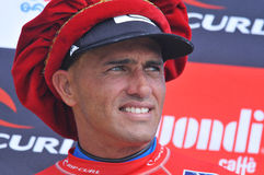 KELLY SLATER - RIP CURL PRO 2010 Royalty Free Stock Image