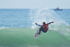 KELLY SLATER - RIP CURL PRO 2010 Stock Photo