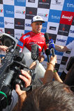 Kelly Slater(USA) in Rip Curl Pro Portugal Royalty Free Stock Photography