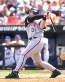 Kelly Stinnett, Cincinnati Reds Images stock
