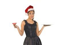 kelnerka Fotografia Stock
