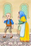 KeloÄŸlan turk Masalli royaltyfria foton