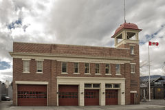 Kelowna Fire department Stock Photography