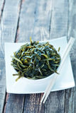 Kelp salad Stock Photography