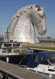 Kelpies Royalty Free Stock Images