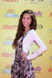 Kelsey Chow. LOS ANGELES - OCT 22: Kelsey Chow arriving at the 2011 Variety Power of Youth Evemt at the Paramount Studios on October 22, 2011 in Los Angeles, CA stock images
