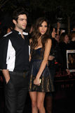 Kelsey Chow, Ethan Peck Royalty Free Stock Images